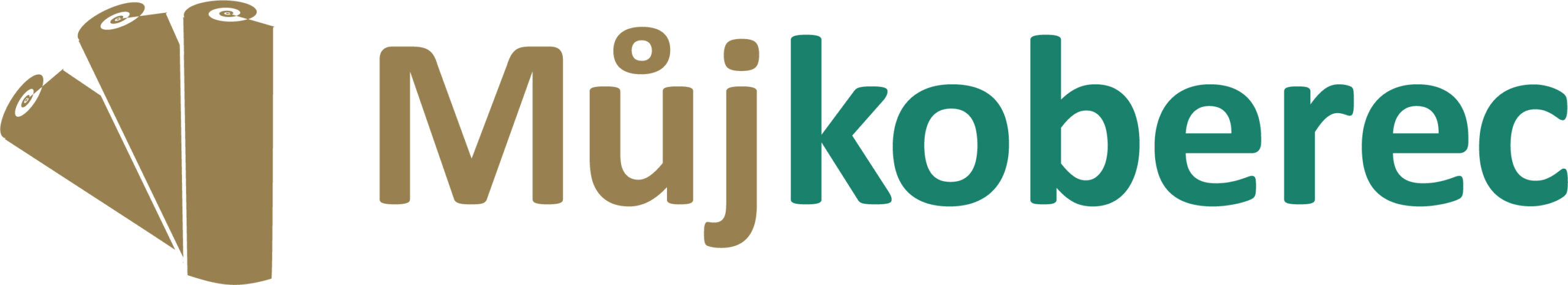 Logo Mujkoberec.cz